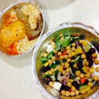元旦からギリシャ料理