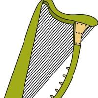 7月18日の世界の昔話 愛の竪琴