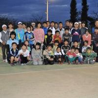 第19回フレッシュテニス大会&第6回テニスクリニック 開催&参加者