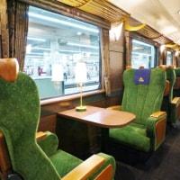 奈良吉野への旅が楽しくなりそう!近鉄特急「青のシンフォニー」