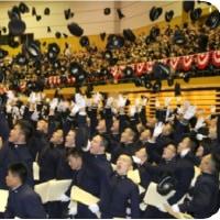 ◯【防衛大学校卒業式】・・・・・・・任官拒否者が一教室余⇔高校入学者の枠を狭めているのでは?