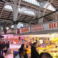 楽しかった旅の一コマ (118) バレンシアの中央市場