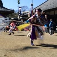鹿島の祭頭香取市へ