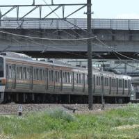 4月19日高崎線にて107系廃車回送他を撮影。
