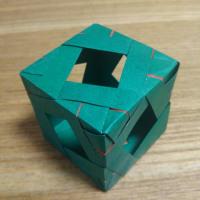 ピンチヒッターの折り紙