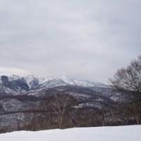 スキーなう