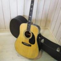 「K.Yairi ヤイリギター YW600 1976年 ヴィンテージ」を買取させていただきました。
