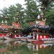 お坊ちゃまのシャンプー&川祭り