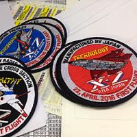 X-2初飛行パッチ発送作業開始