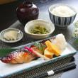 黒瀬ぶり西京焼き定食