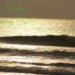 HIGH SUMMER 青い海 白い雲 焼けたビーチ コンガリ小麦色 ニッコリ笑顔のHAPPY SURF