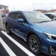 新型XV展示車&試乗車のご紹介