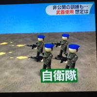 南スーダンには、仕事熱心な大阪府警の機動隊員を送ればどうだろうか