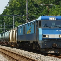 2017年5月23日 高崎線 北本 EH200-13 4074レ 遅れ