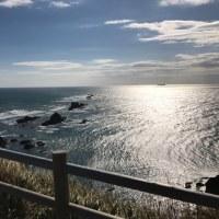 今日の襟裳岬は晴れだけど、かなり寒かった! (>_<) 2016.10.23(日)