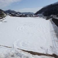 雪とける2