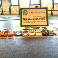 WRC選手権 開催とミニ四アルマイト入荷