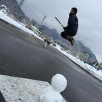 雪シーズン