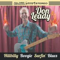 Don LeadyのHillbilly Boogie Surfin' Blues!飽きません。