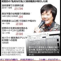 安倍晋三首相の妻、昭恵氏に同行の職員、出張書類なし 「公務」のはずが…