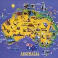 オーストラリア。