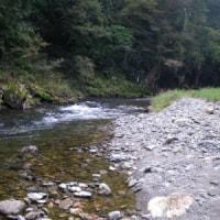 都幾川ヤマベ釣り10.10