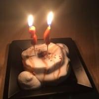 Hさんのお誕生日会