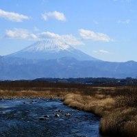 富士川の上流