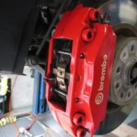 VW GOLF5 WAGON,車検のお手伝い、完了。