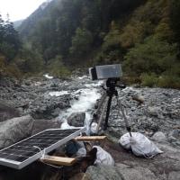(お知らせ)滝谷架橋部ライブカメラ回収の件