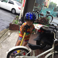 サイクリング☆