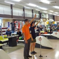遅くなりましたが「市民ボウリング大会」開催!2017