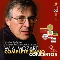音と演奏の良いCD2(モーツァルト ピアノ協奏曲全集)