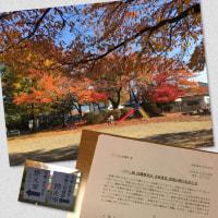 公開授業参観と秋晴れ