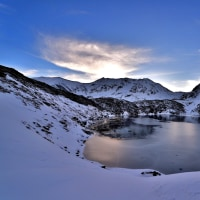 立山・早朝のみくりが池周辺