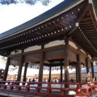 来たぞ!「武蔵一宮 氷川神社」 (その2) 楼門が凄いぞ