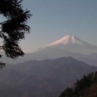 番外:大月市秀麗富岳十二景:第6番扇山