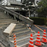 鳥取県で震度6弱 気象庁会見 「1週間は最大震度6弱程度の地震に注意を」