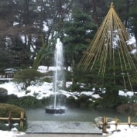日本最古の噴水を見つけた