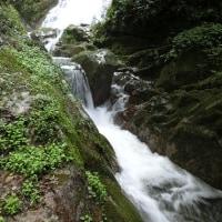 森林浴の清竜の滝 2016.09.30