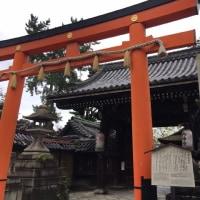 「京洛八社巡り」下御霊神社・、京都市中京区にある神社である。旧社格は府社。社名は上御霊神社