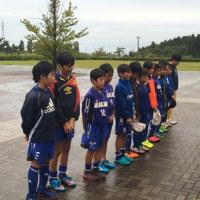 下越北部地区Uー12サッカー大会