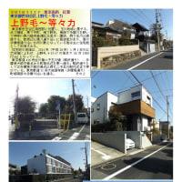 散策 「東京南西部-366」  上野毛~等々力