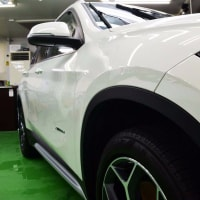 BMW・X1 セラミックプロスポーツ メンテナンス
