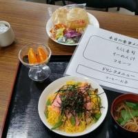 ちらし寿司の「みんなの食堂」