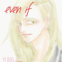 【ユーリ!!! on ICE】『even if』(平井 堅)【歌詞に寄せて】 #yurionice #落書き