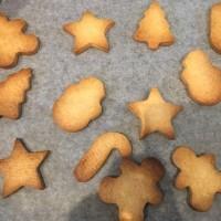 今年もクリスマスクッキーづくり
