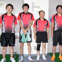 平成28年度秋季団体リーグ戦卓球大会