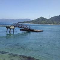 大久野島へ行った!