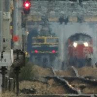 201611/30  国鉄機同士の出会い